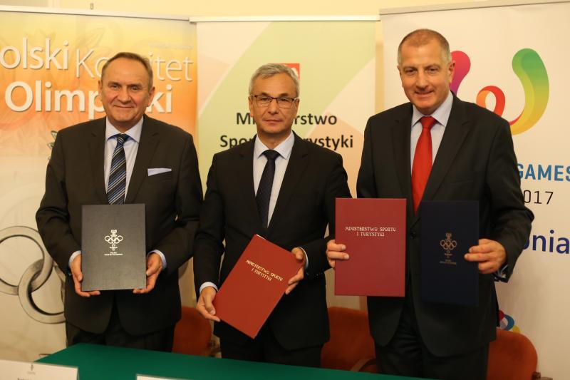 Oslo zrezygnowało, Wrocław podpisał