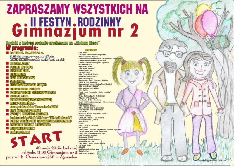 II Festyn Rodzinny