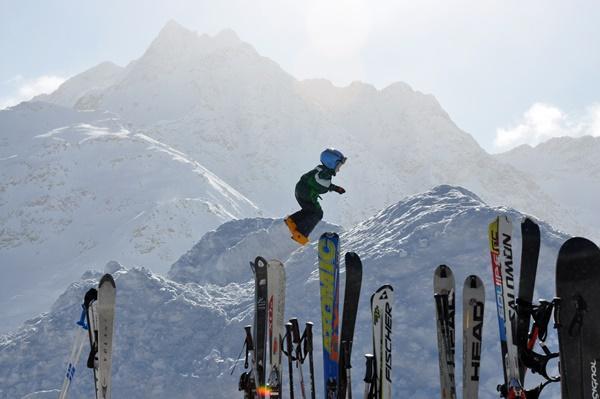 Na narty zkarnetem wcenie pobytu