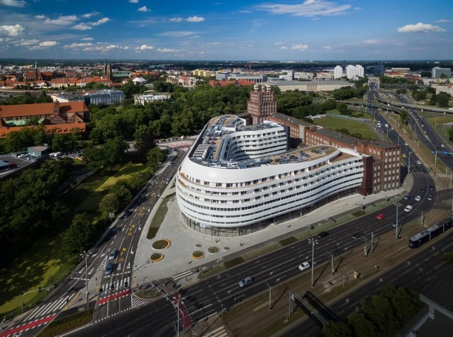 Polska inwestycja roku jest weWrocławiu