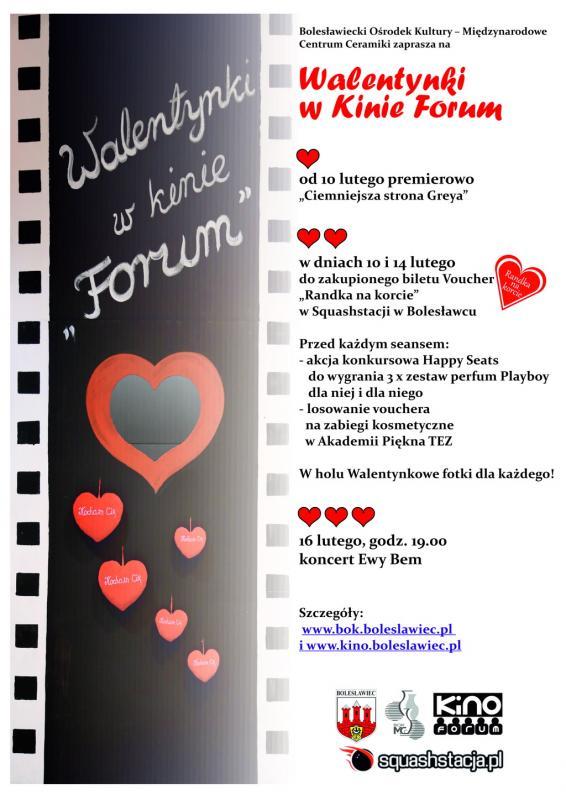 Walentynki wKinie Forum BOK - MCC