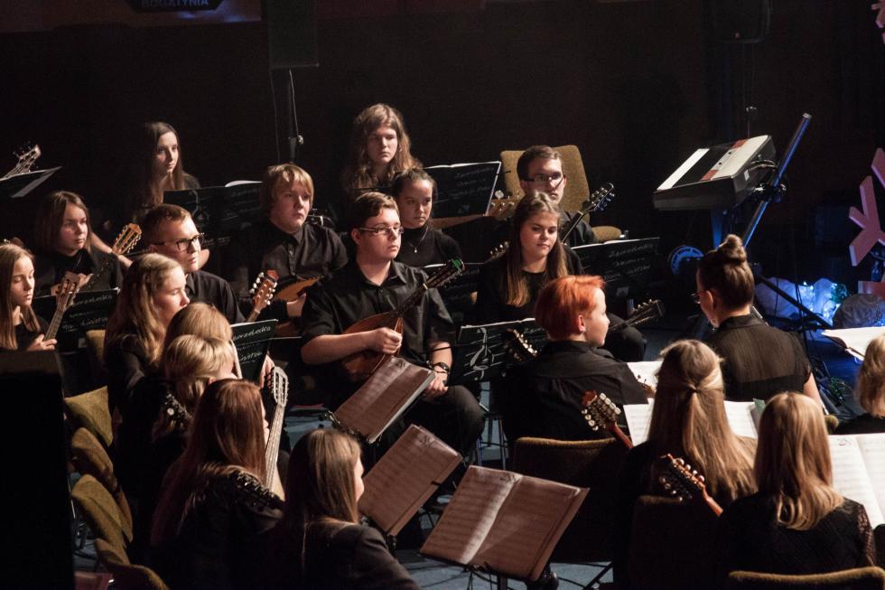 Zapisy doZgorzeleckiej Orkiestry Mandolinistów