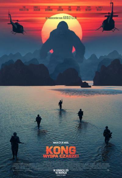 Kong: Wyspa czaszki wkinie Forum
