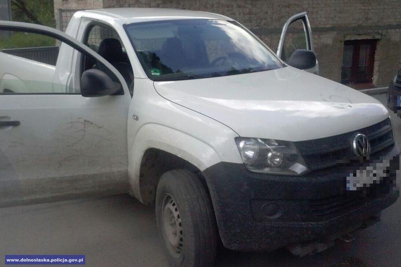 Odzyskali skradzione samochody owartości ponad 130 tysięcy