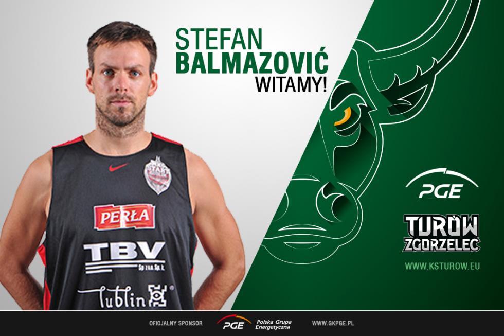 Stefan Balmazović nowym Turem