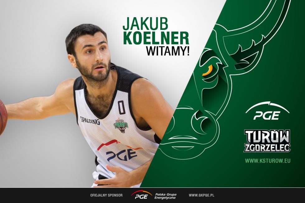 PGE Turów: Jakub Koelner zkontraktem