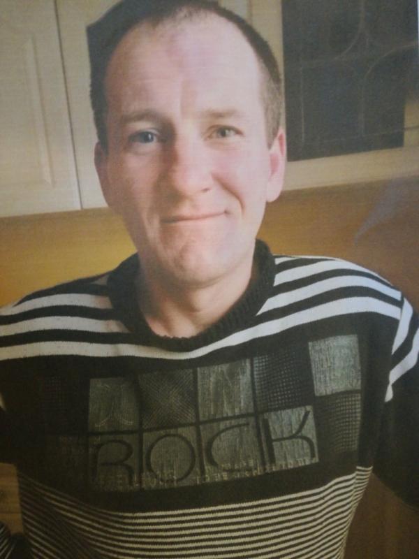 Zaginął 39-letni Janusz Frącala