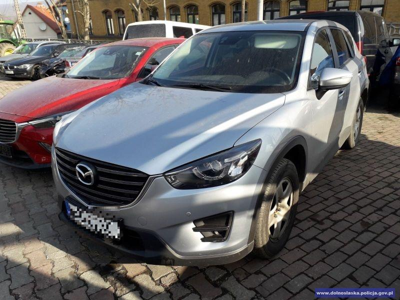 Odzyskali dwa samochody skradzione na terenie Niemiec warte 40 tys. euro