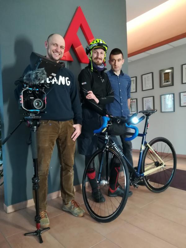 5500 kilometrów rowerem – wrocławianin rusza na ekstremalny wyścig