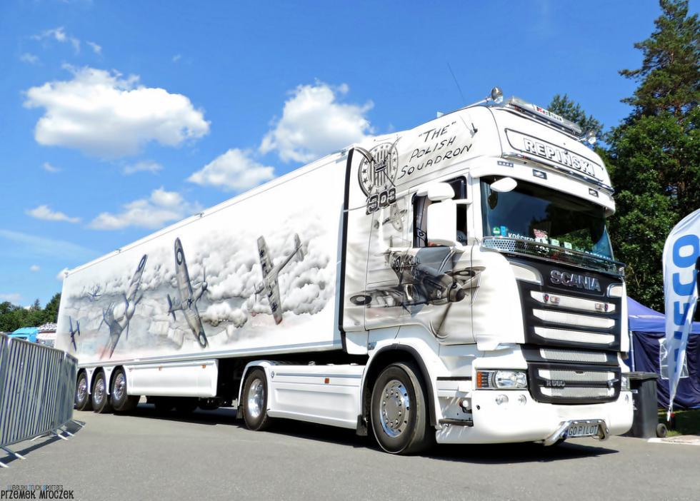 Dokąd jeżdżą polscy kierowcy ciężarówek ina co powinni uważać?
