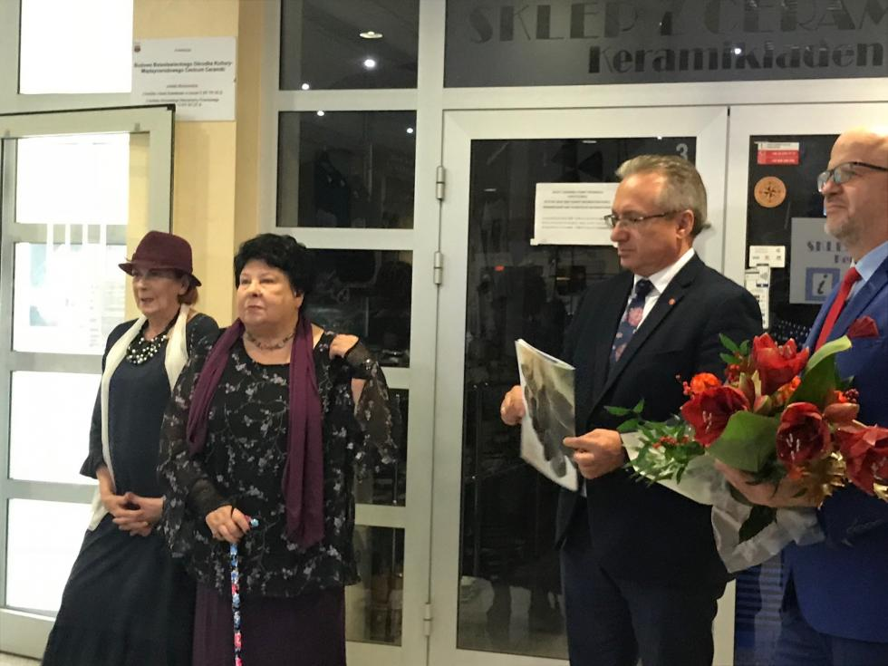 Wystawa prac Krystyny Gay – Kutschenreiter oraz Stanisławy Wojdy – Pytlińskiej