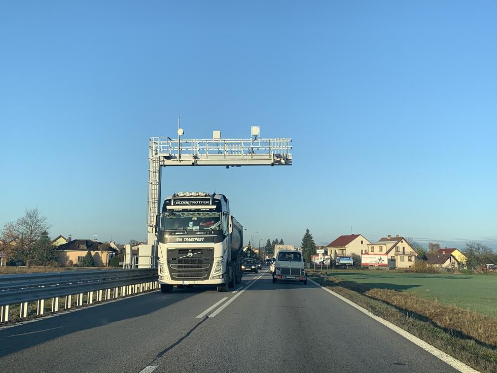 Blisko 100 tys. polskich ciężarówek nie wjedzie doCzech?