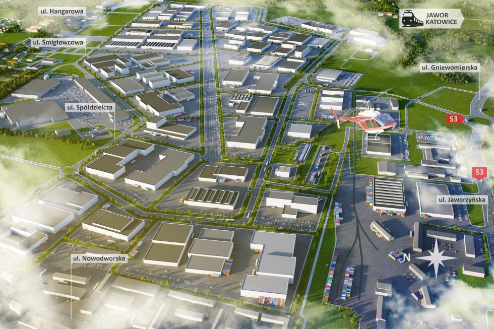 Legnica oferuje kolejny atrakcyjny teren inwestycyjny na dawnym lotnisku