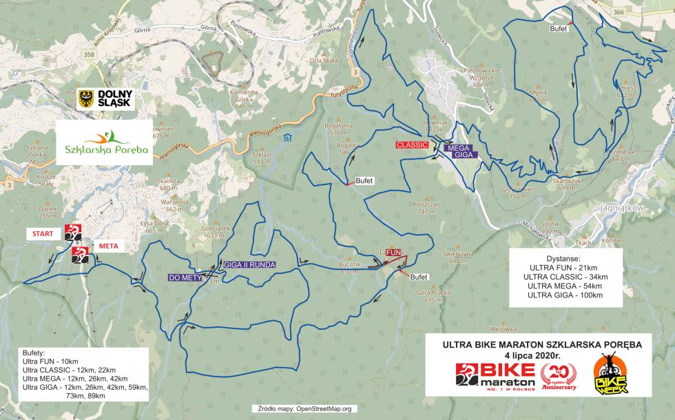 Bike Maraton Szklarska Poręba. Karol Rożek wygrywa Ultra