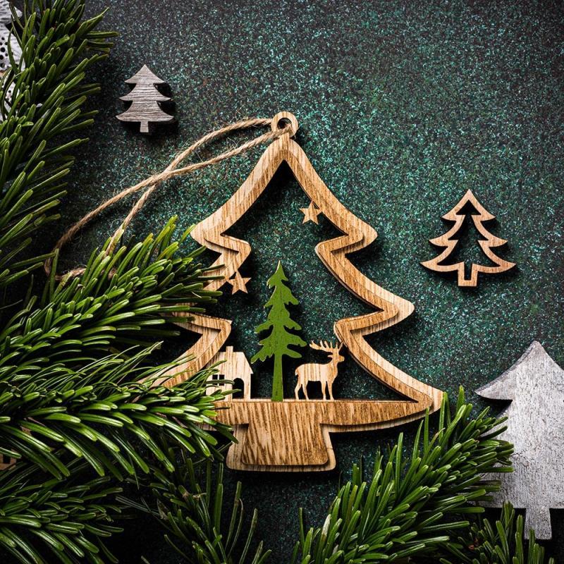 Zapach choinki, pierniczków? Święta, święta już tuż, tuż!