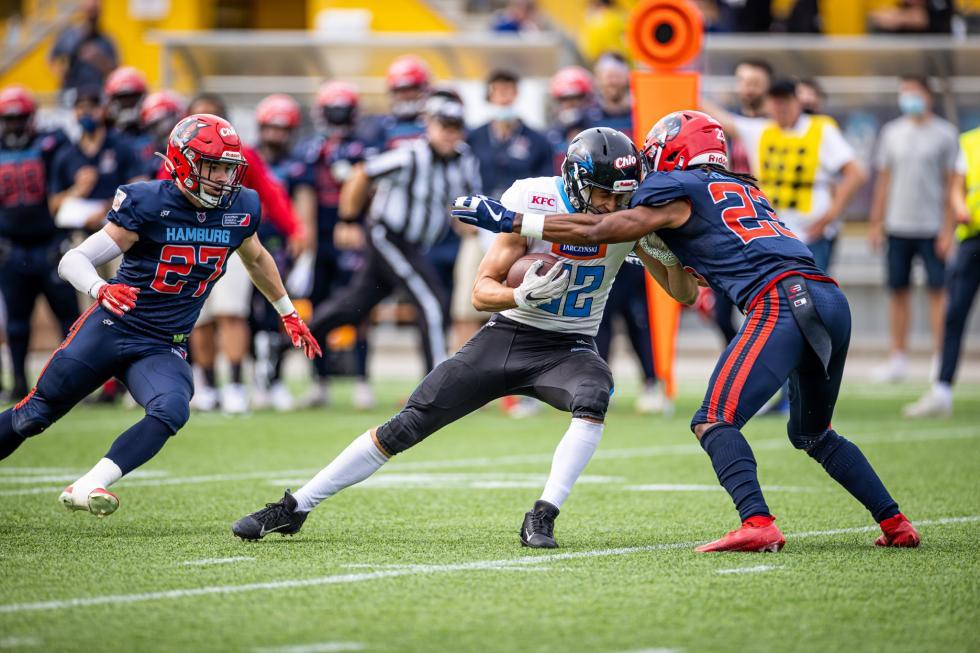 Panthers owłos odfinału European League of Football
